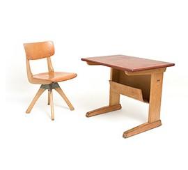 Zestaw szkolny – ławka + krzesełko