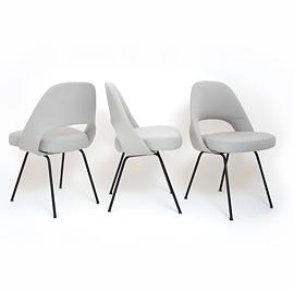 Krzesła 71 proj. Eero Saarinen dla Knoll International