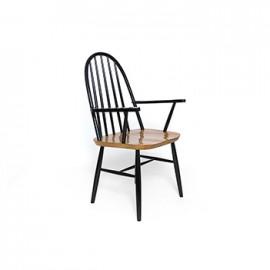 Krzesło skandynawskie z lat 60