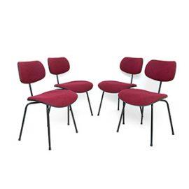Krzesła SE68 proj. Egon Eiermann