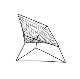 """Druciany fotel """"OTI"""" Ikea"""