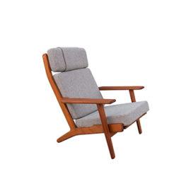 Fotel wysoki GE 290 proj. Hans Wegner