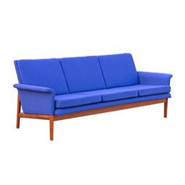 "Sofa ""JUPITER"" proj. Finn Juhl"